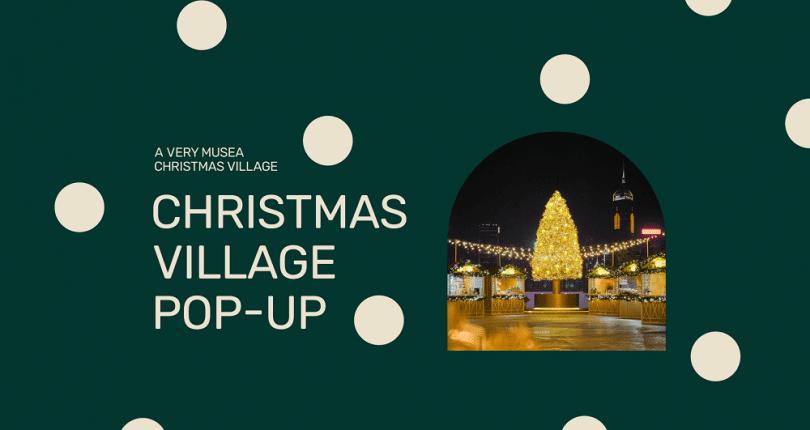 K11 Musea Christmas Village Pop-up 免費泊車禮遇