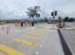 大美督龍尾灘露天停車場